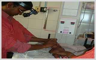 Treatment of retinopathy of prematurity in navi mumbai